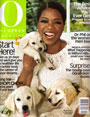 O Magazine Cover- Guided Imagery